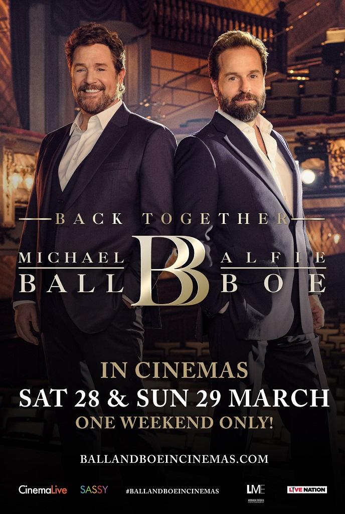 Michael Ball & Alfie Boe: Back Together