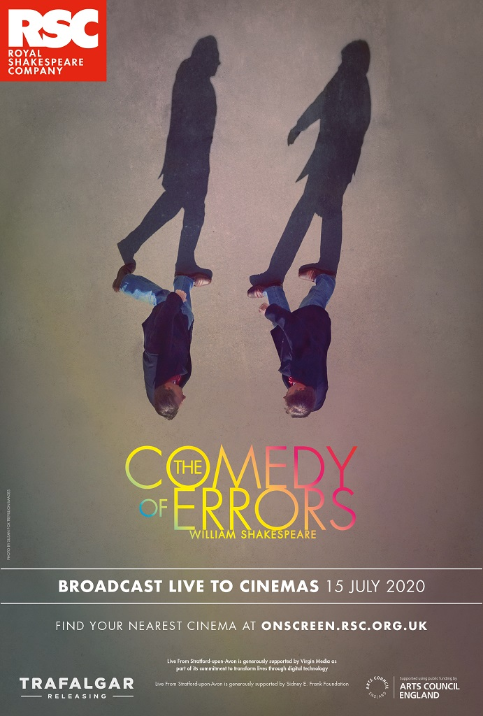 RSC Live 2020 - The Comedy Of Errors