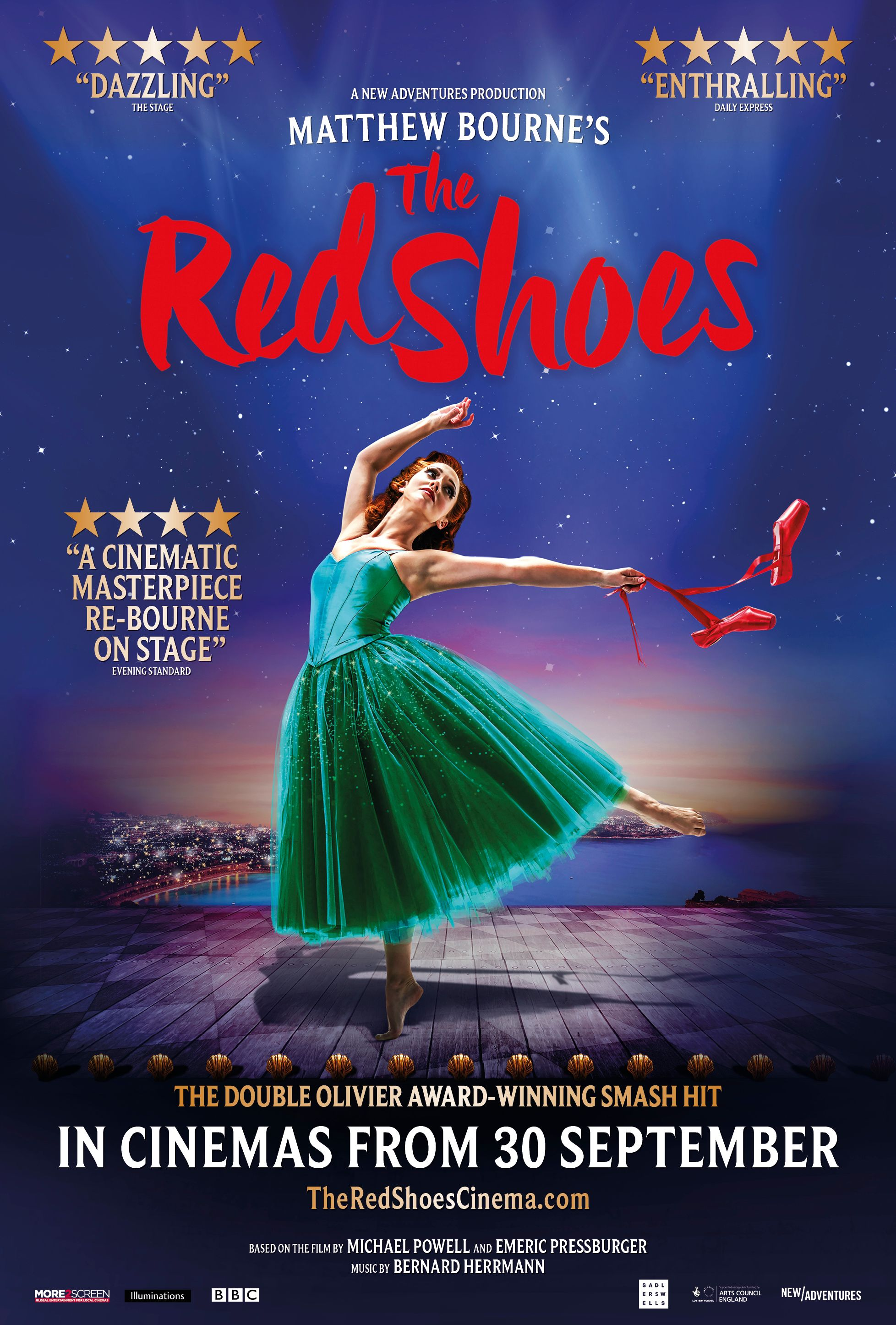 Matthew Bourne's The Red Shoes 2020