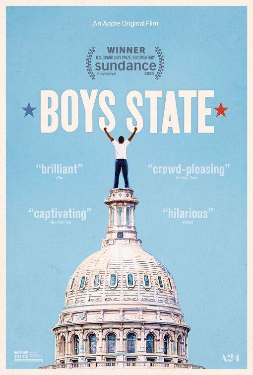 Boys State plus Live Satellite Q&A