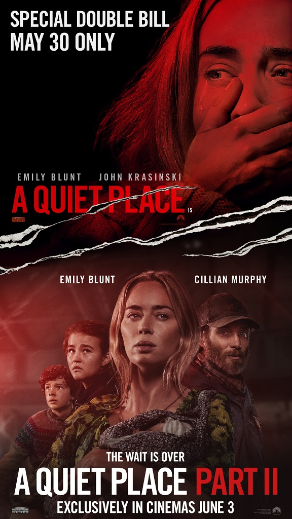 A Quiet Place - Double Bill