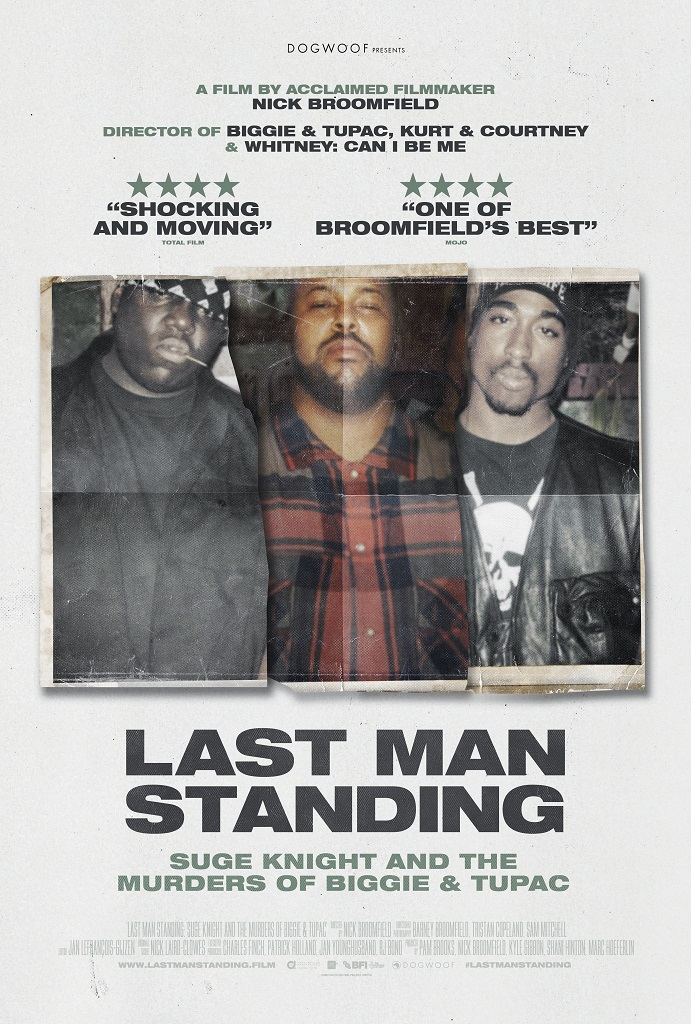 Last Man Standing: Suge Knight and the Murders of Biggie & Tupac.