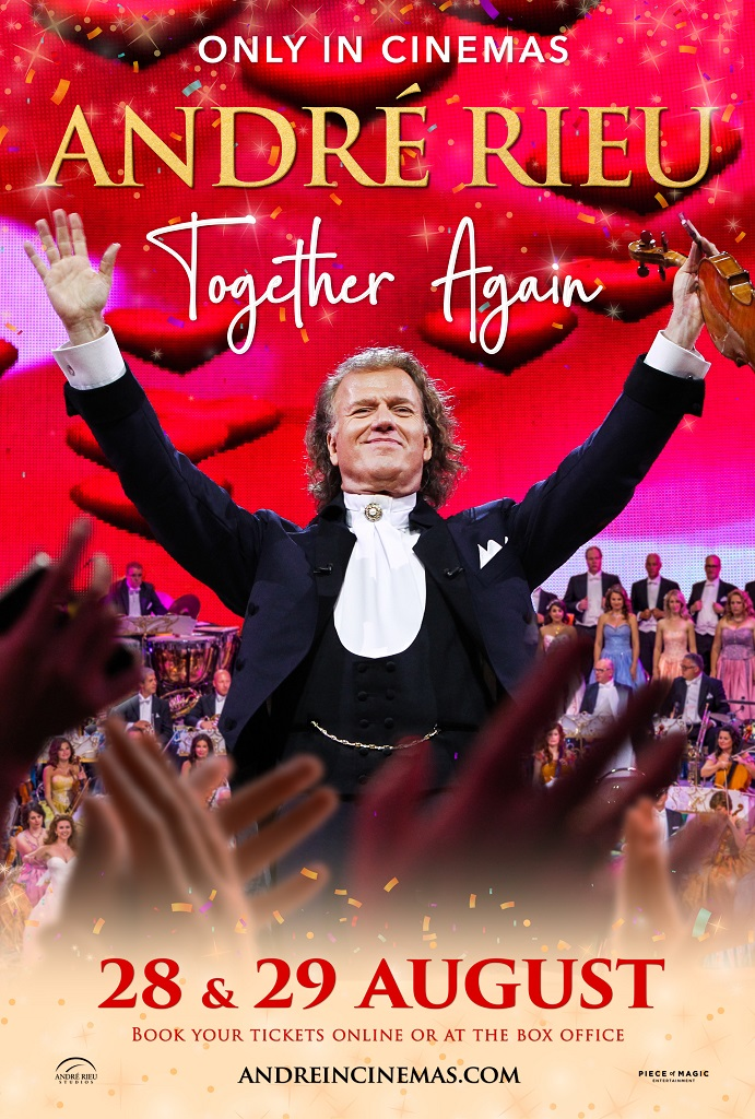 Andre Rieu's 2021 Summer Concert: Together Again