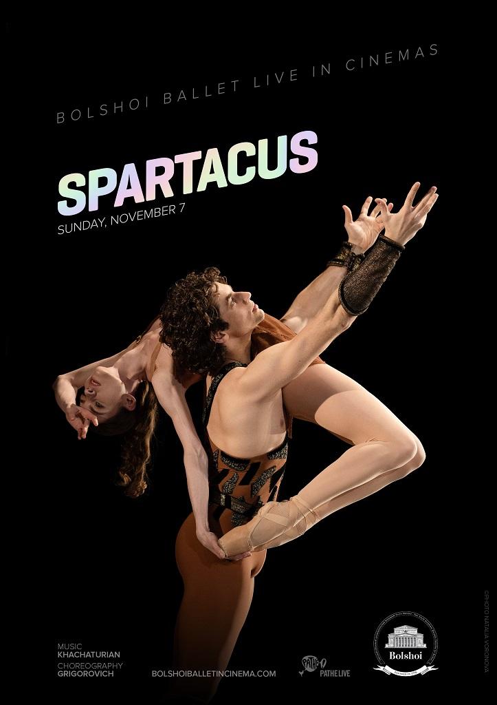 Bolshoi Ballet - Spartacus (Live)