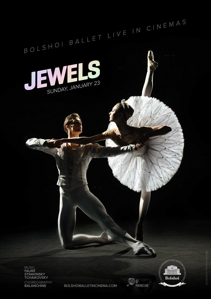 Bolshoi Ballet - Jewels (LIVE)