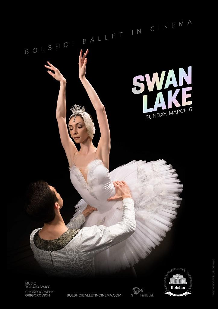 Bolshoi Ballet - Swan Lake